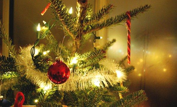 Garevac - Povijest božićnog drvca