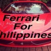 ferari za filipine